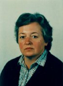 Posthalterin Gerda Pfeiffer